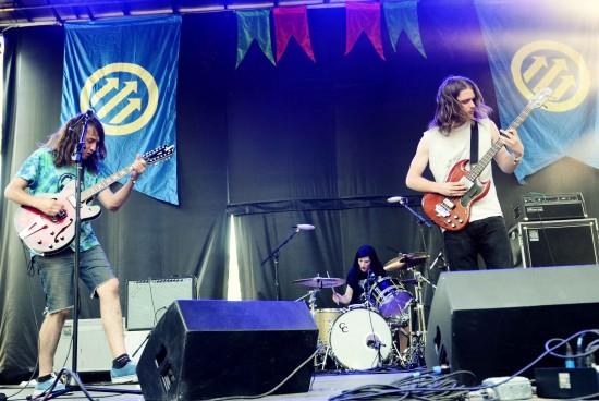 Mikal Cronin band