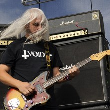 Dinosaur, Jr @ Riot Fest Chicago 2013