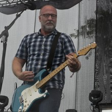 Bob Mould at Riot Fest 2013 Chicago