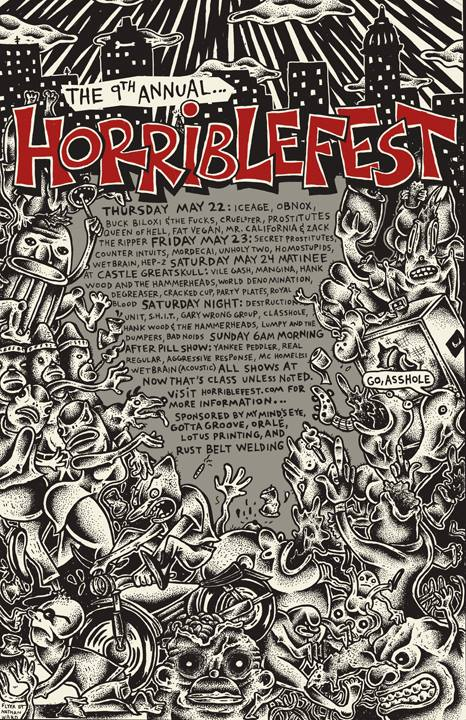 Horrible Fest